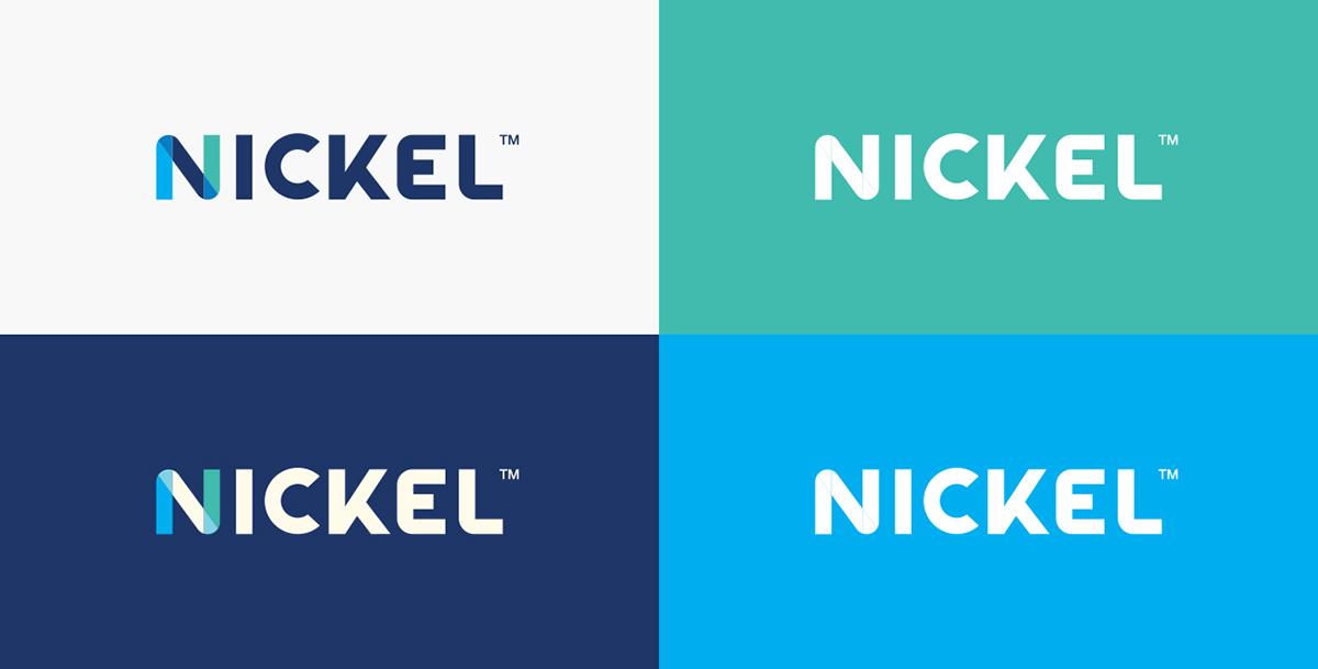 building blocks animation  logo Logotype custom type overprint layers vector fanancial logo reveal