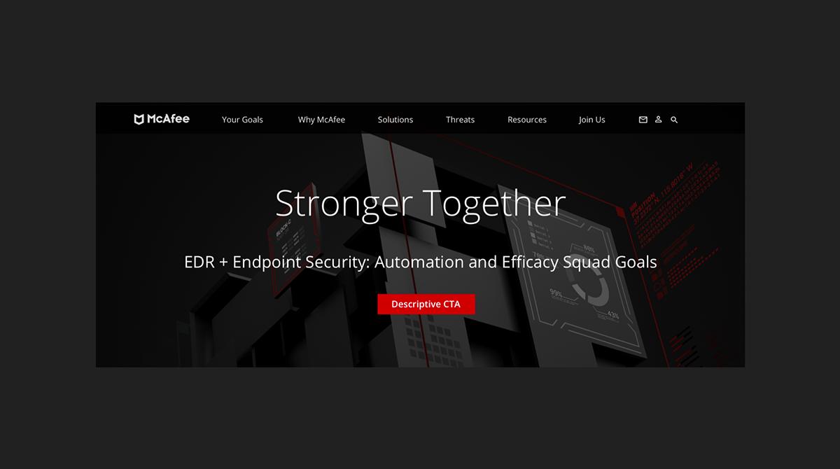 campaign cyber cybersecurity ILLUSTRATION  Technology UI Adobe Portfolio