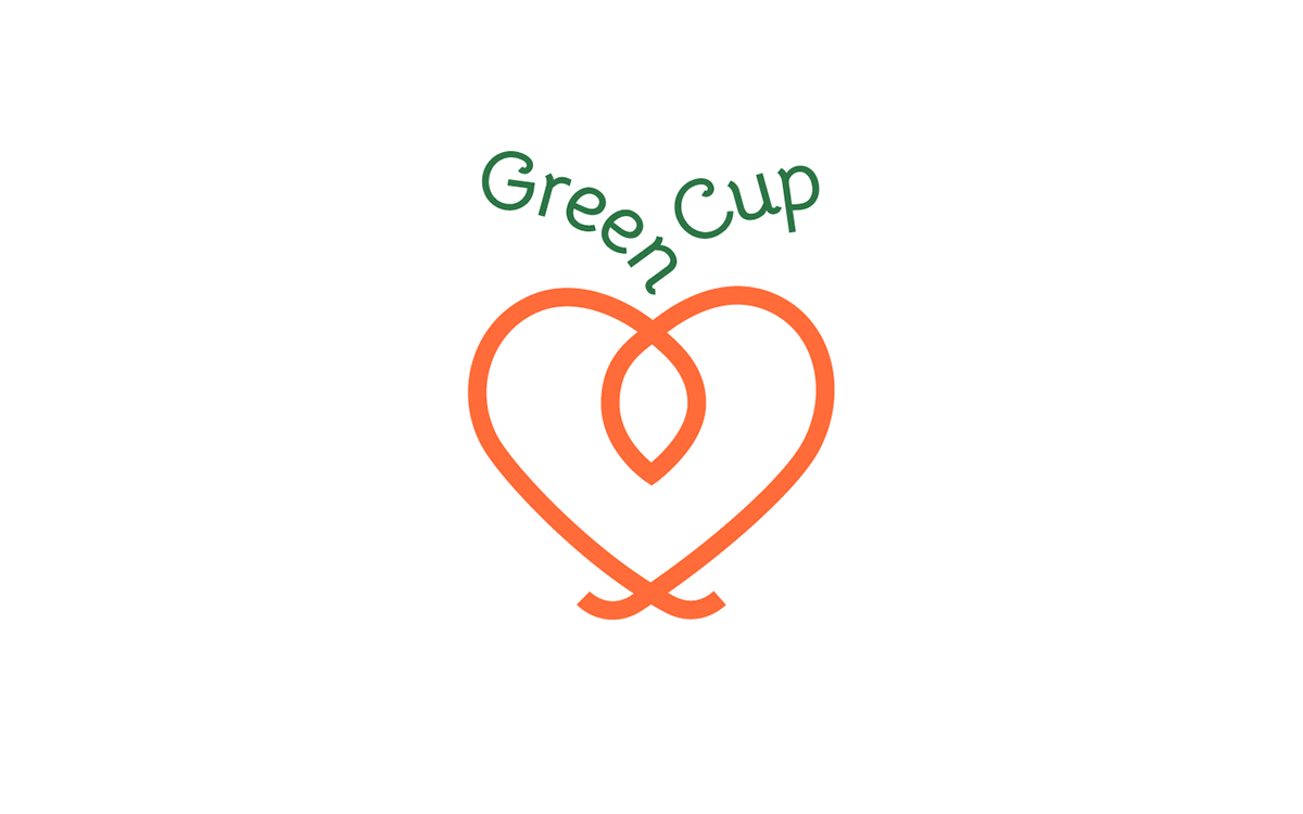 brand Coffee coffeeshop identity logo Logotype
