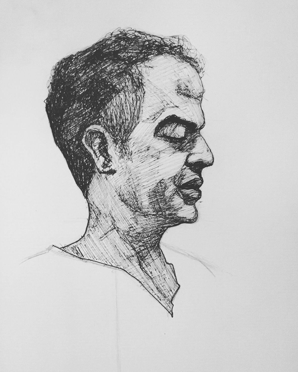 portrait Portraiture life drawing face human Classic traditional head