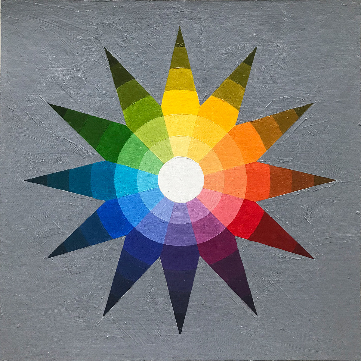 Color Wheel On Behance