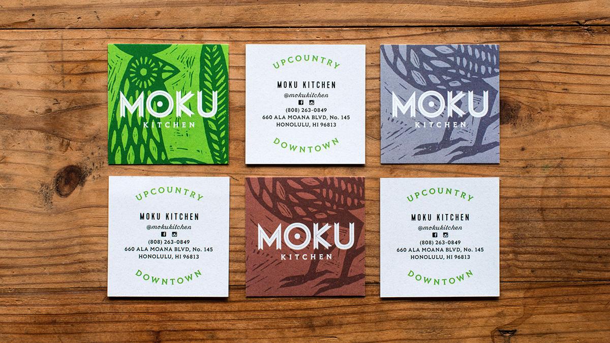 Moku S Kitchen Menu