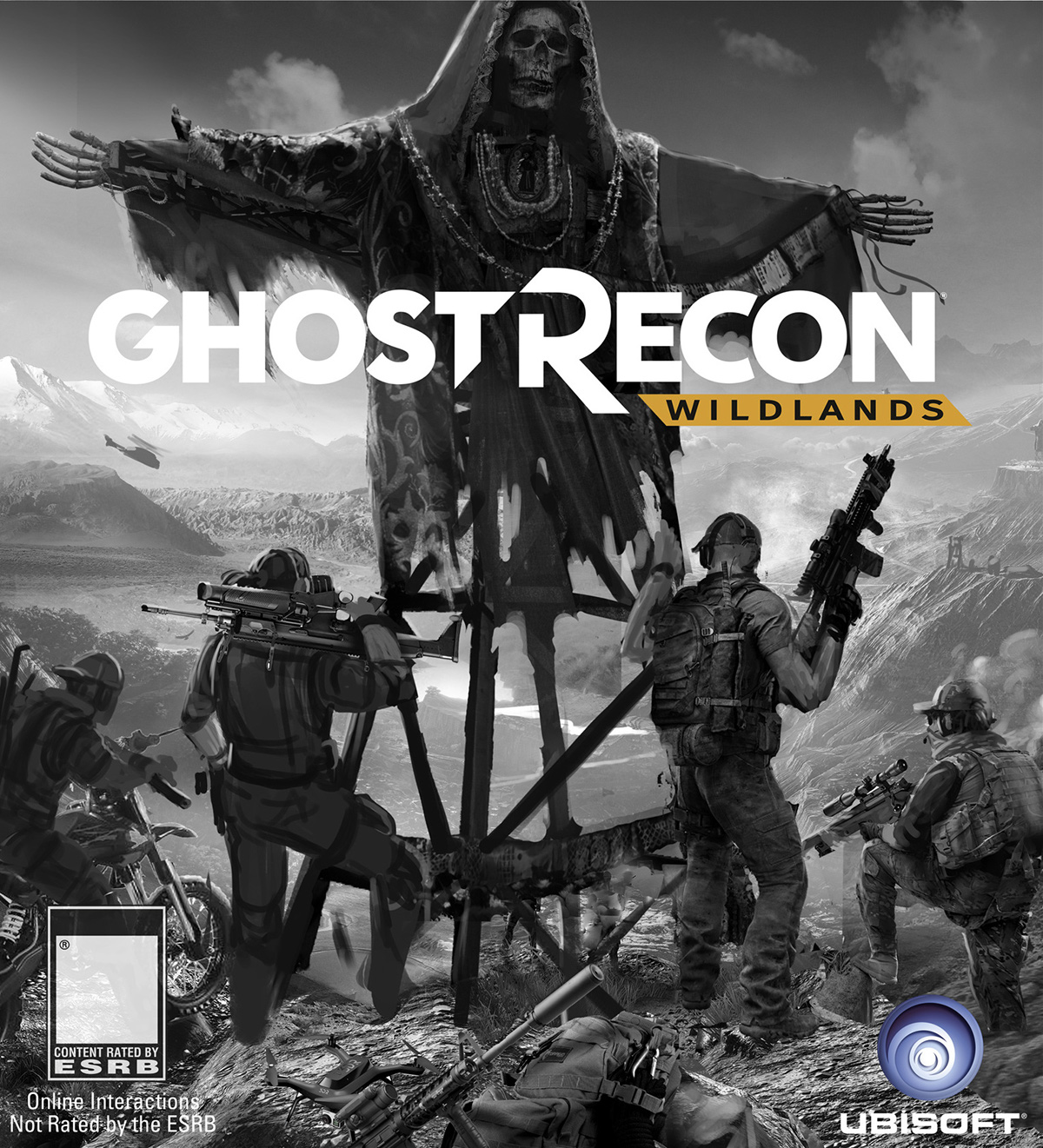 Ghost Recon wildlands ubisoft video game Pack santa muerte videogame game Tom Clancy