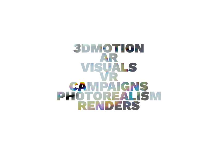 3dart Abstract Art augmented reality Berlin Design Week Digital Art  graphic motion design webar
