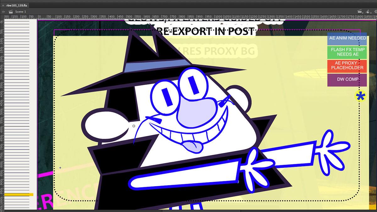 Rocky Bullwinkle animation  cartoon dreamworks funny Reboot