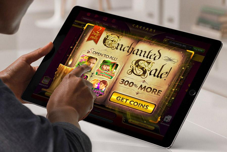 graphic casino Slots
