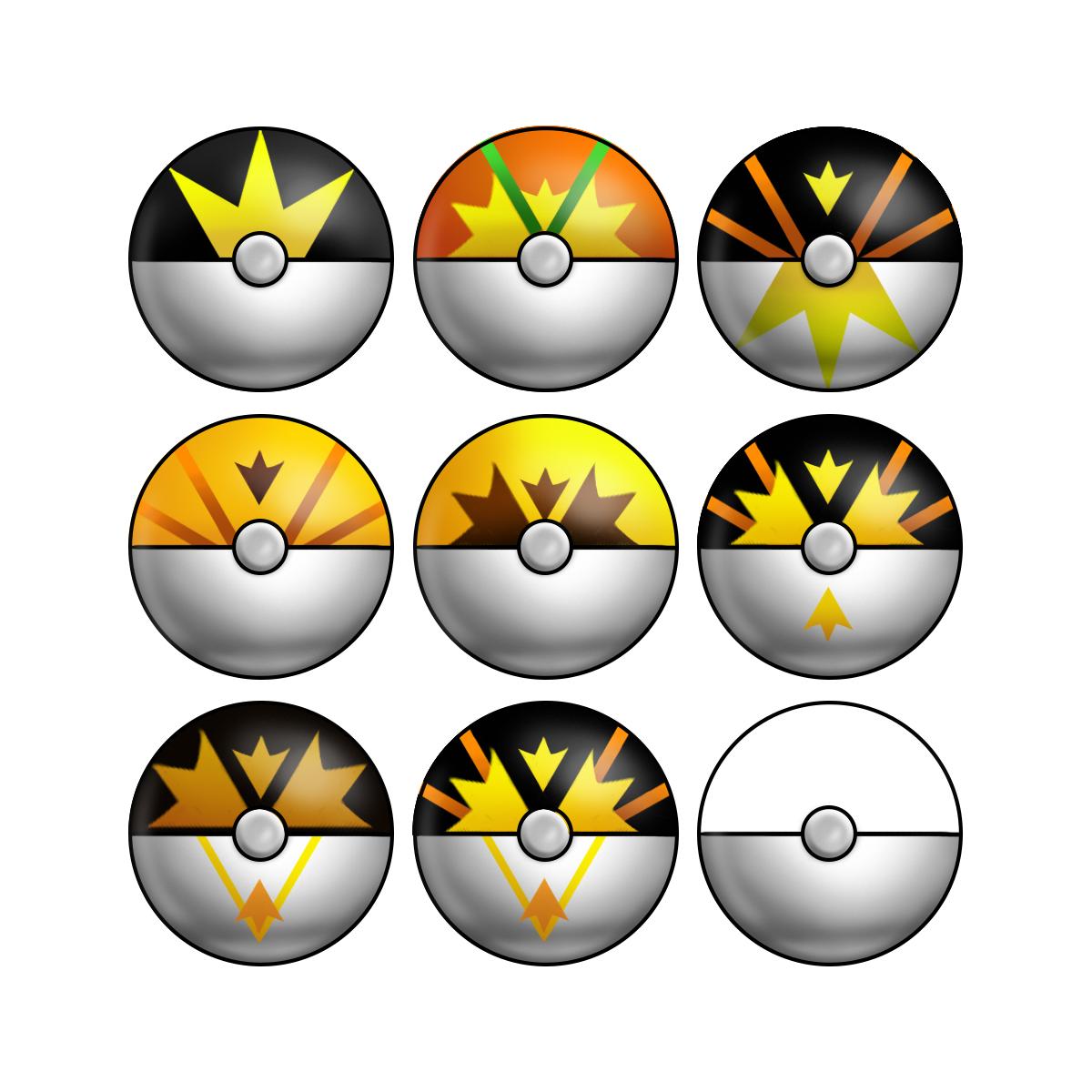 Pokémon Go Pokéball Designs On Behance