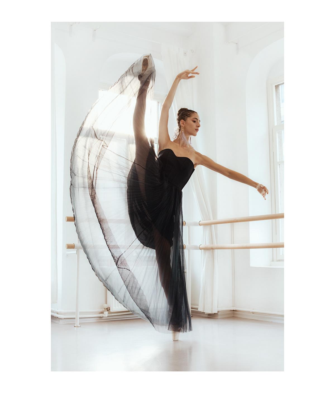 InStyle doğademirel doğa demirel mag Fashion  magazine bale ballerina shooting