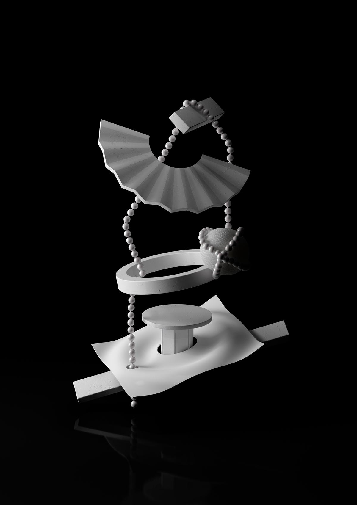 black White blackwhite sixnfive andy Eze pini reisinger andyreisinger design colour color light sculpture barcelona