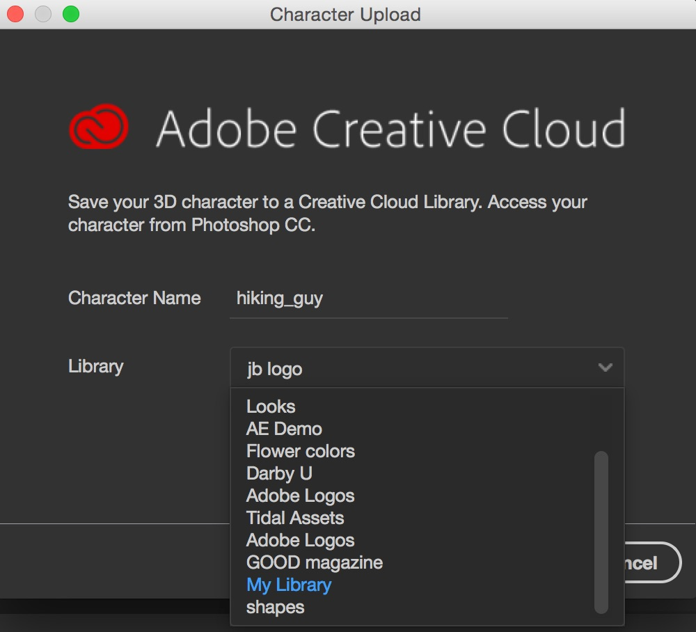Adobe Fuse Download Size