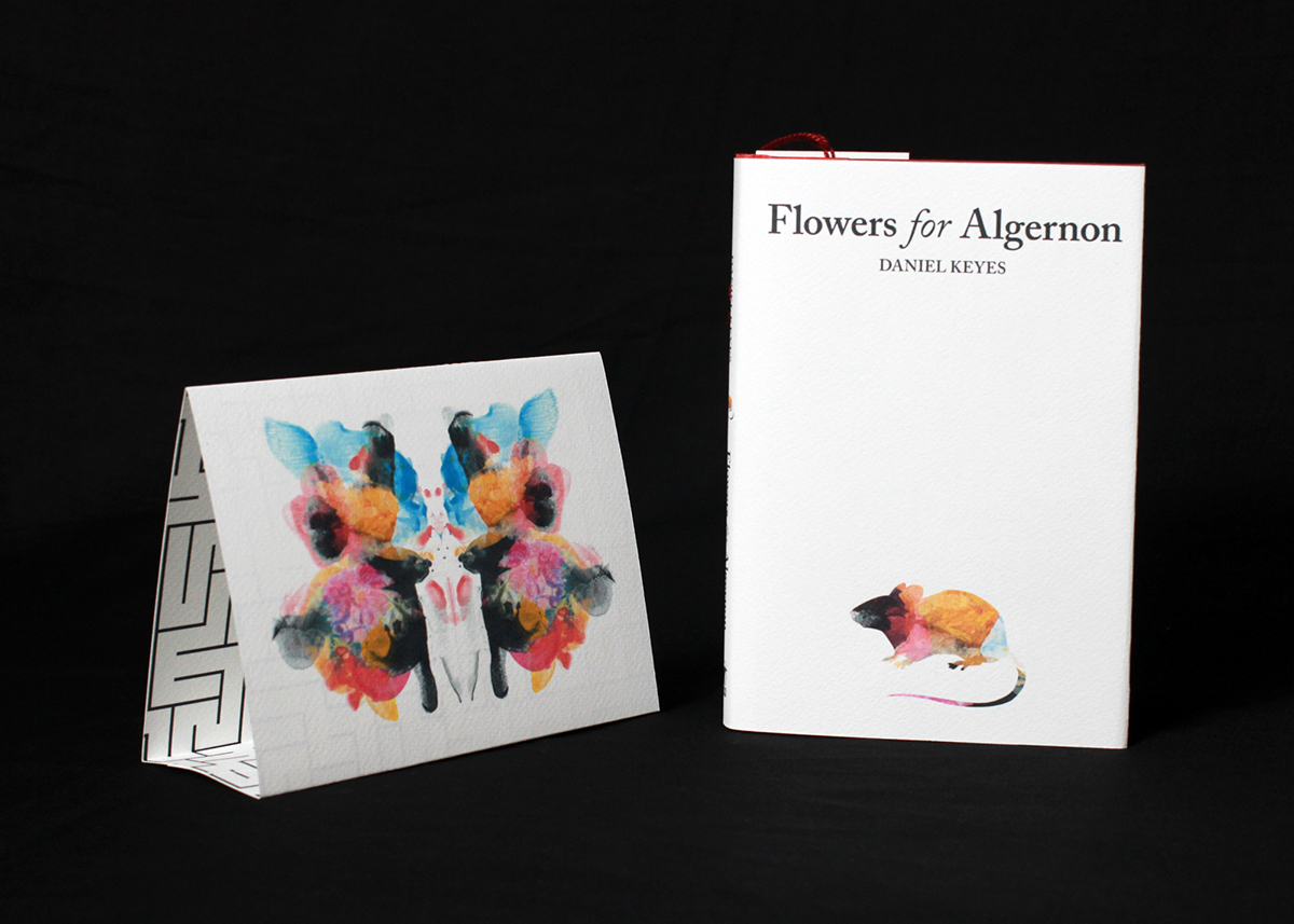 a book report on flowers for algernon by daniel keyes Buy a cheap copy of flowers for algernon book by daniel keyes daniel keyes wrote little sf but is highly regarded for one classic, flowers for algernon.