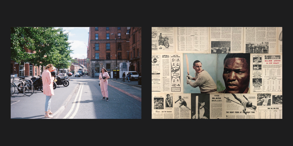 publication books print London Beatles UK Zine  photobook