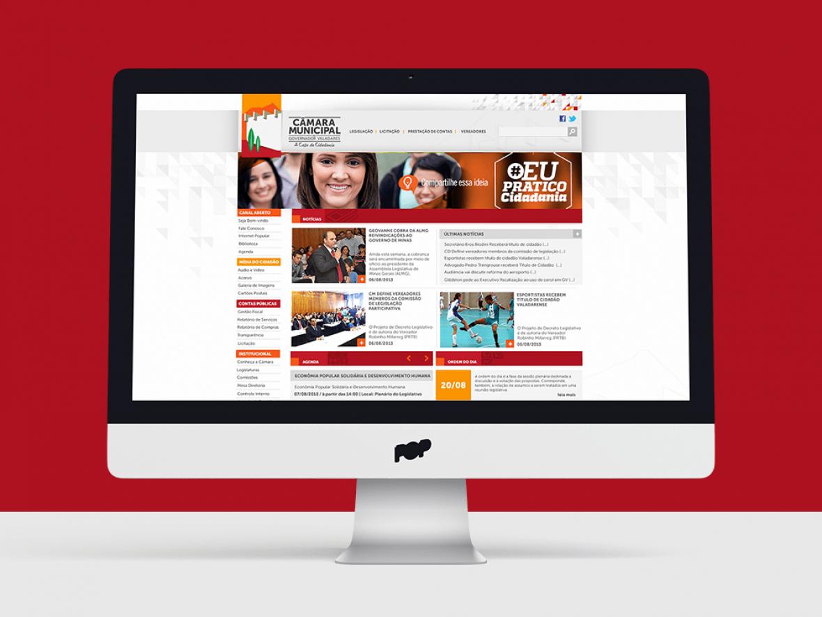 design de sites front end sites Website wordpress
