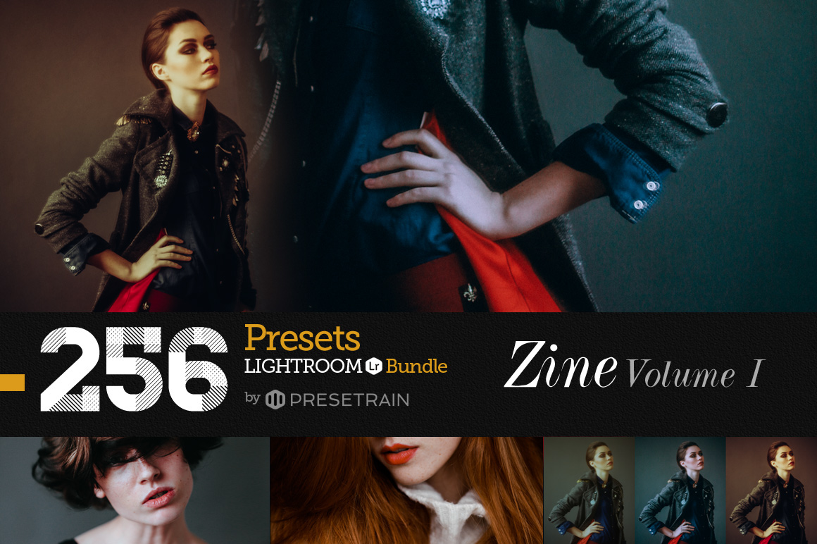 256 New Lightroom Presets Bundle by Presetrain Co  on Behance