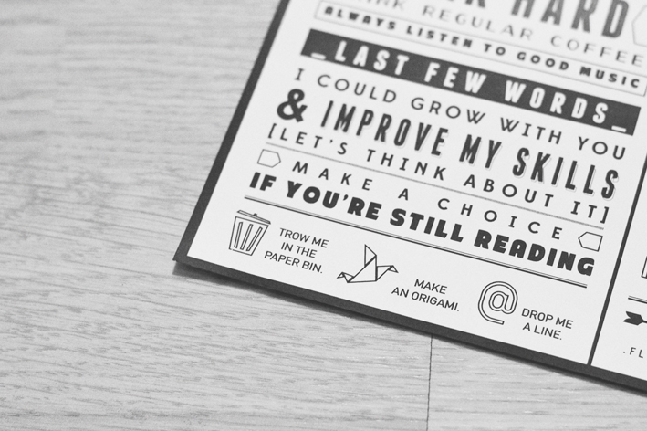 creative cv  u0026 stickers on behance