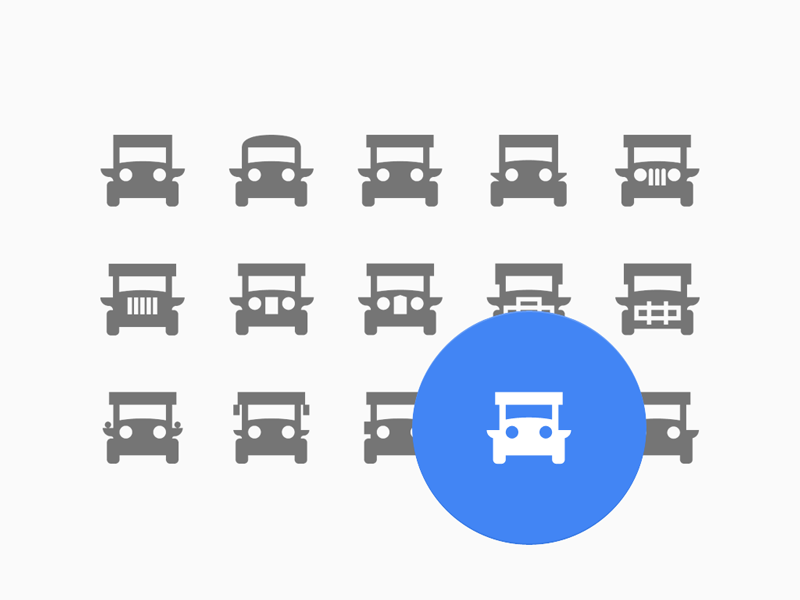 material design jeep jeepney Pinoy transportation commute iteration local Philippine process