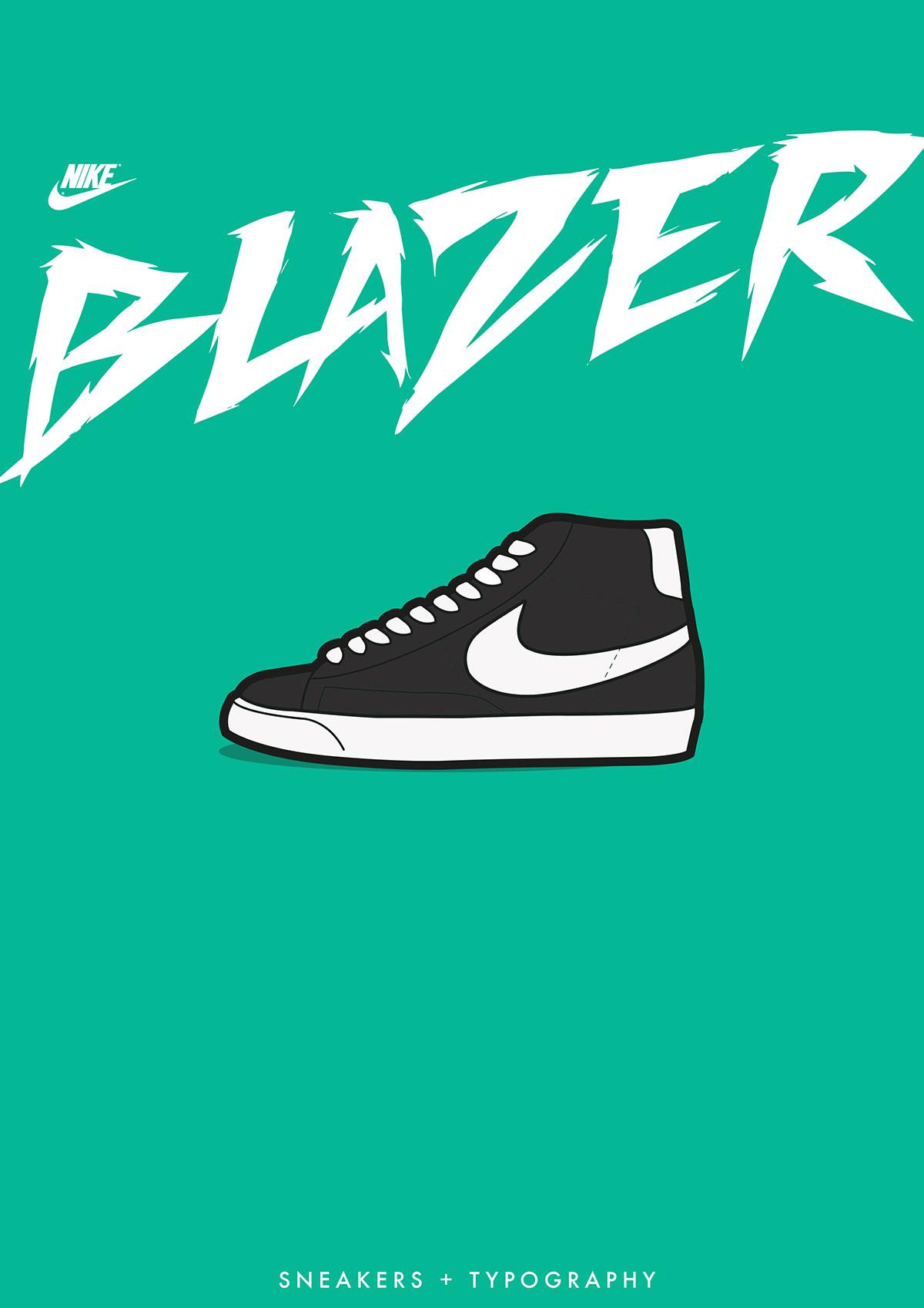 Talisman & Co. | Nike Blazer | Pablo Cánepa