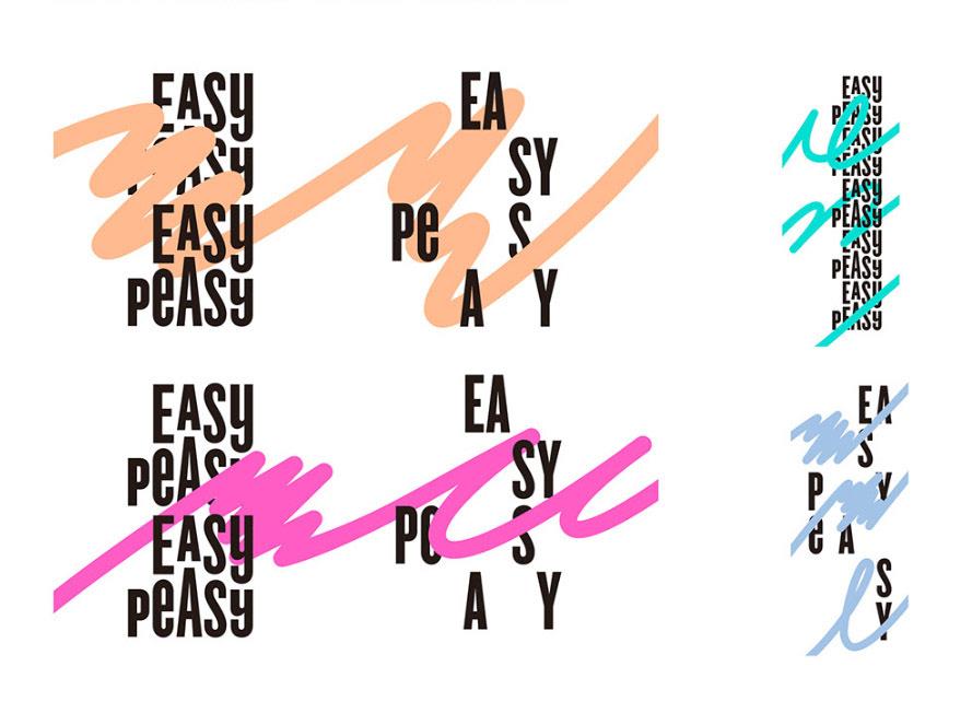 Asymetrie typograficky