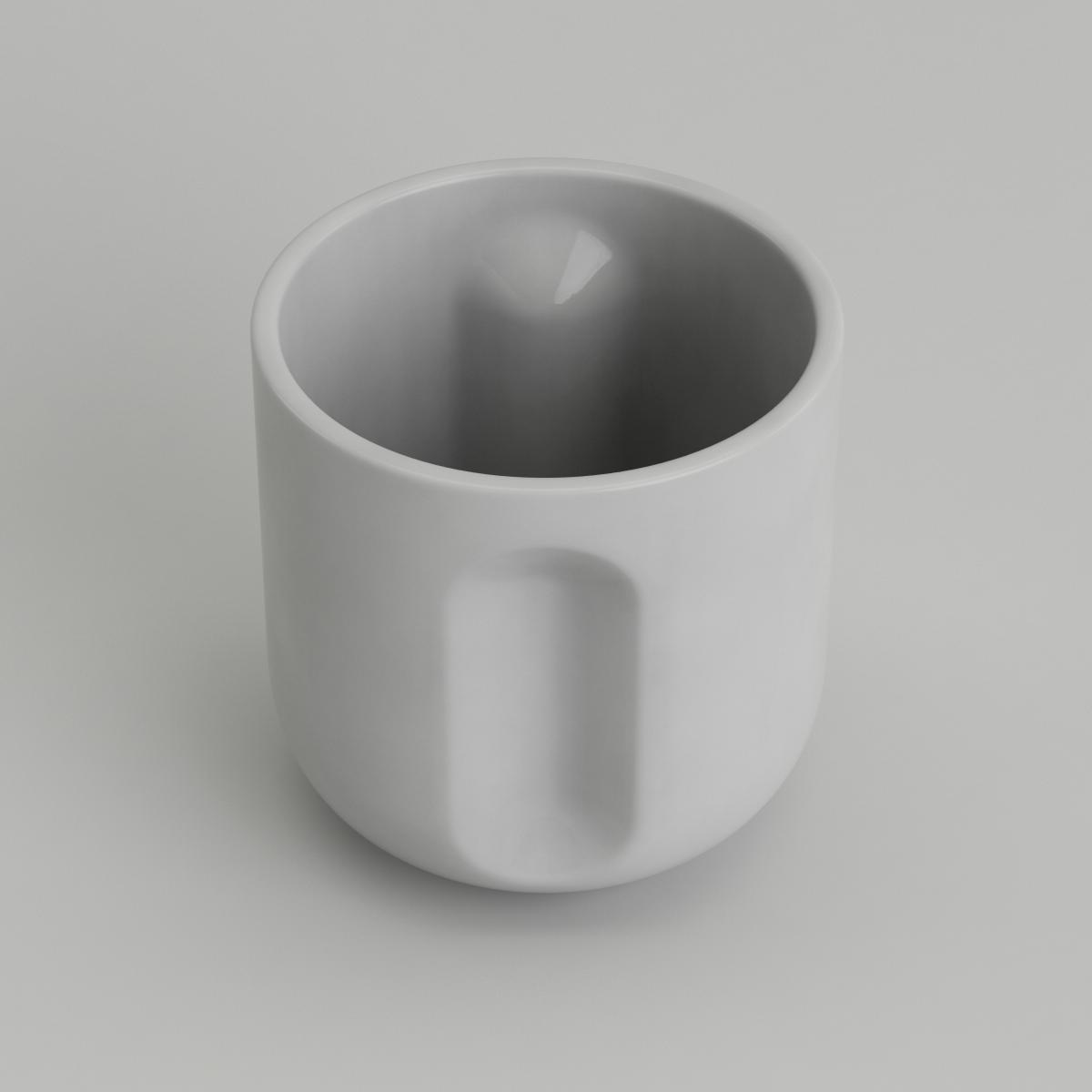 cup porcelain Minimalism coffee cup