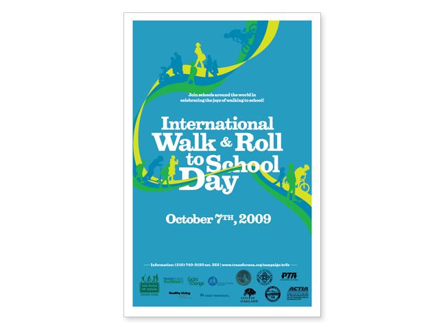 poster typography   Minimalism school Education color Illustrator photoshop bay area