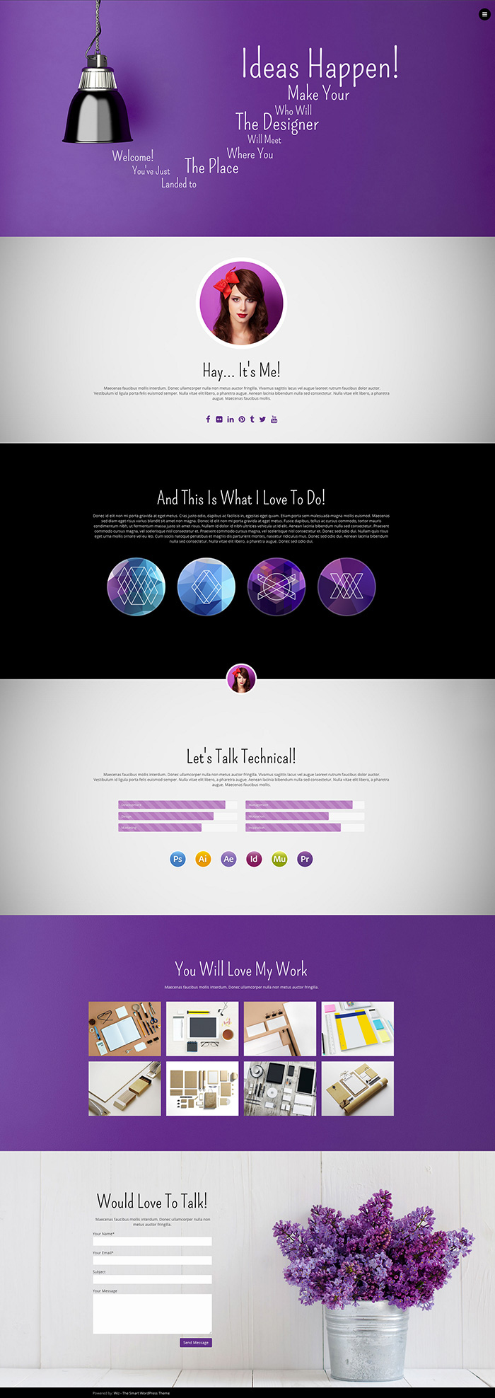 wordpress themeforest envato Web Design  freelancer