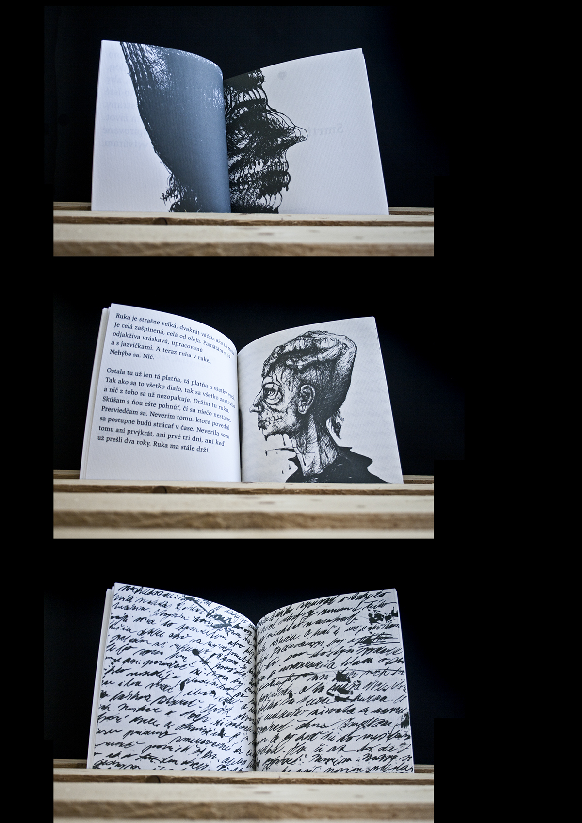 short stories Japan's bond horror stories ink drawing ink