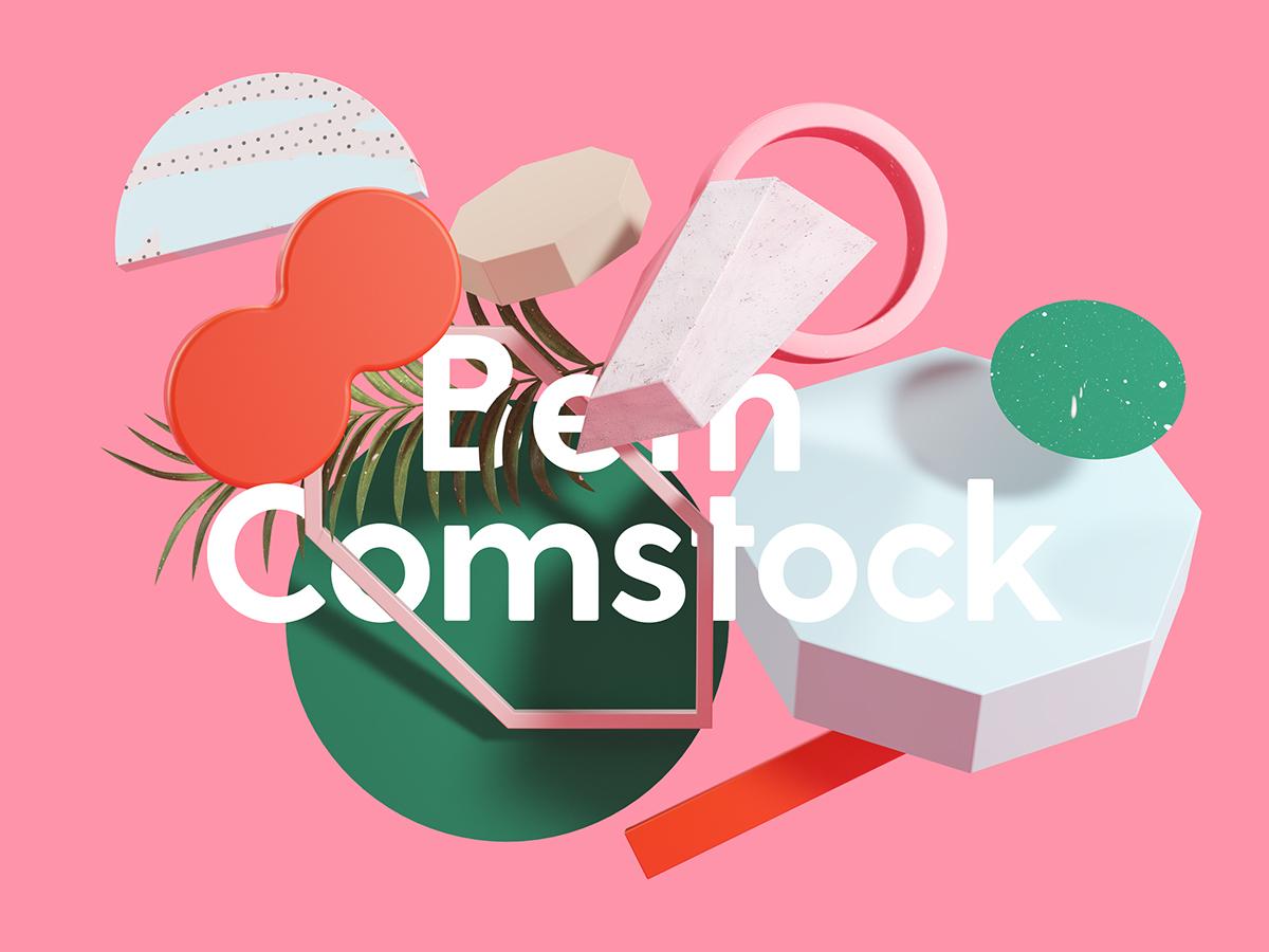 Beth Comstock Brand Identity
