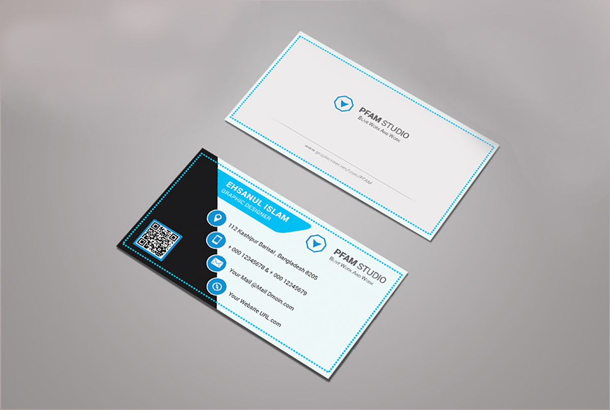 Minimal and clean business card collection on wacom gallery minimal and clean business card collection magicingreecefo Choice Image