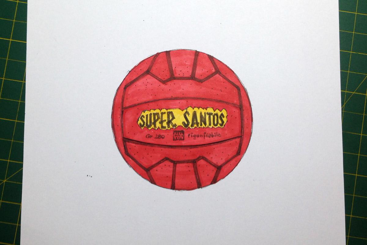 super santos,Pallone,ball,football,orange ball,PLASTIC SOCCER,Napoli Ssc,calcio,soccer,NAPOLI,BALL FACE,metafisica,Sasha Grey