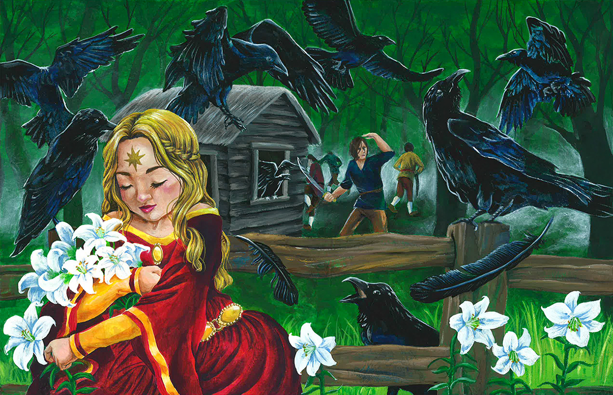 Image result for the twelve brothers grimm