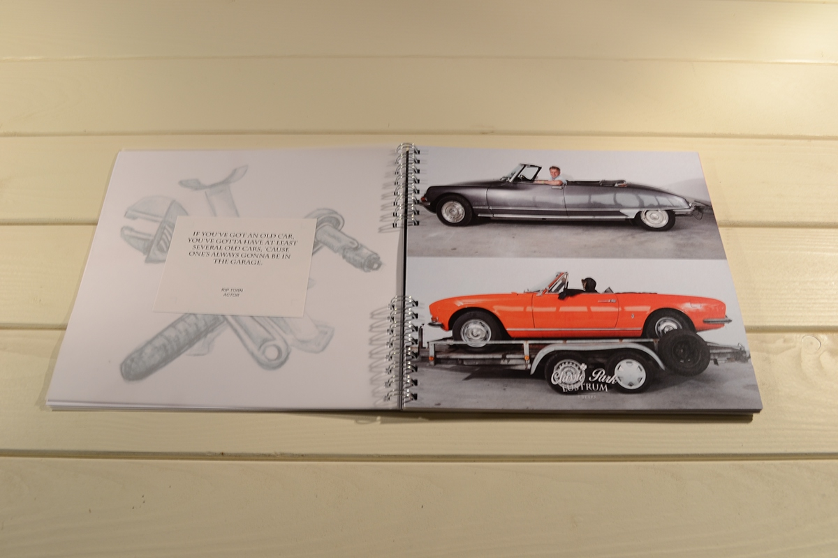 classic park book Cars passion passion for cars auto's passie voor auto's