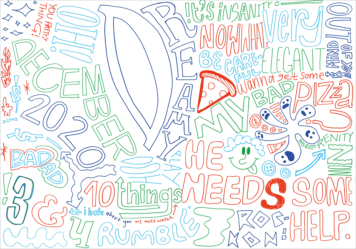 doodles drawings Handlettering ILLUSTRATION  pen drawing sketches typography
