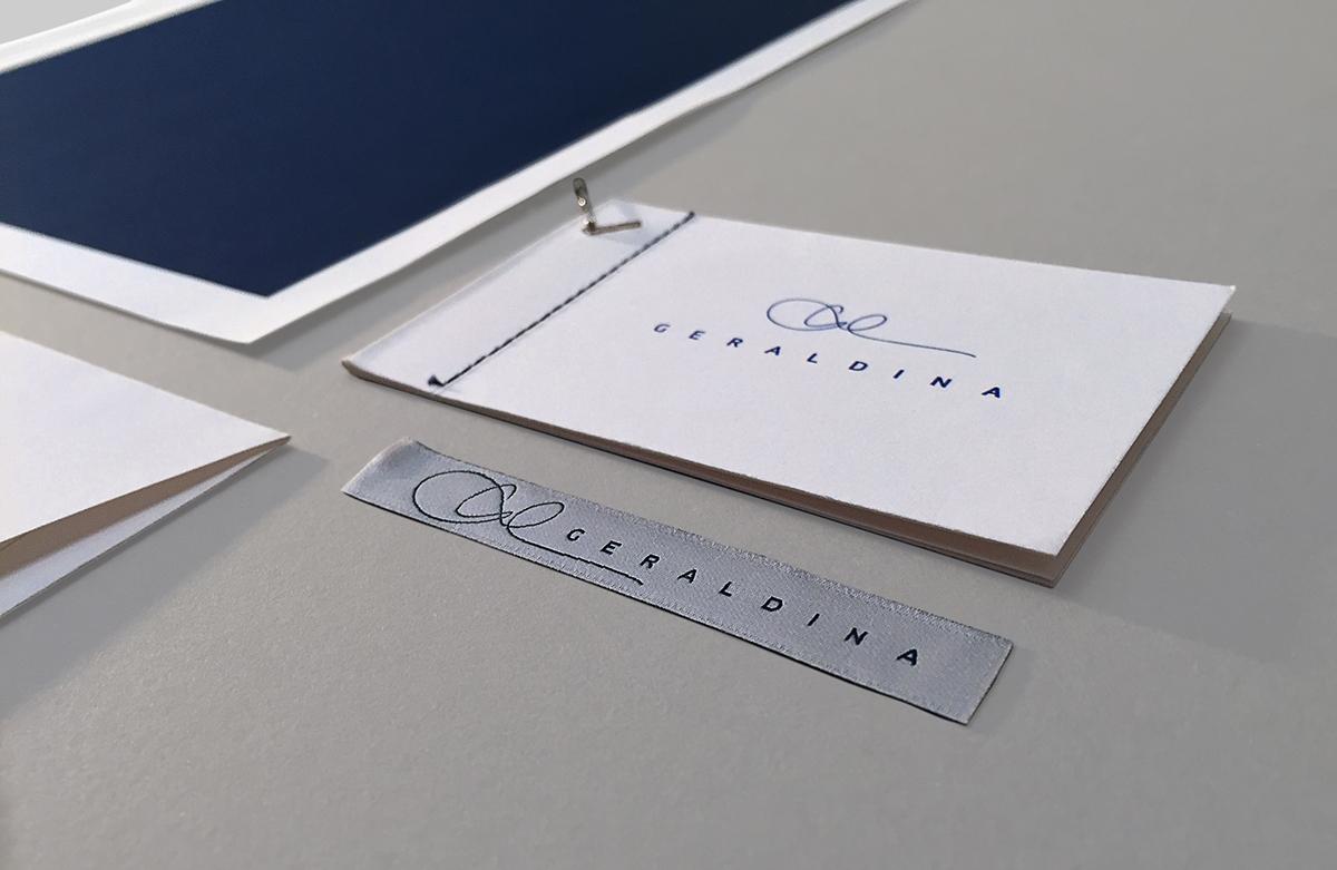 moda print Branding design graphic identity brand identity Logo Design logo fashion design