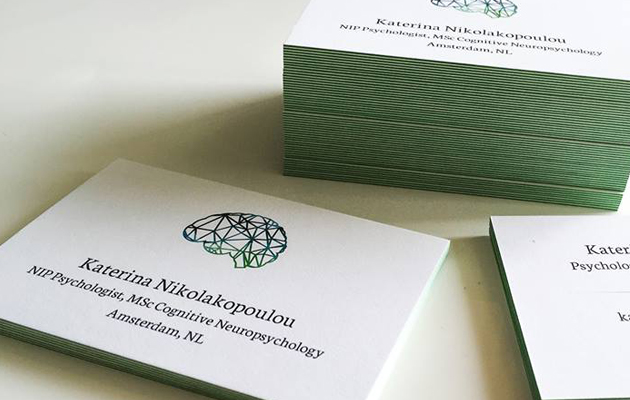leaflet Label Catalogue business card brochure company profile Logotype