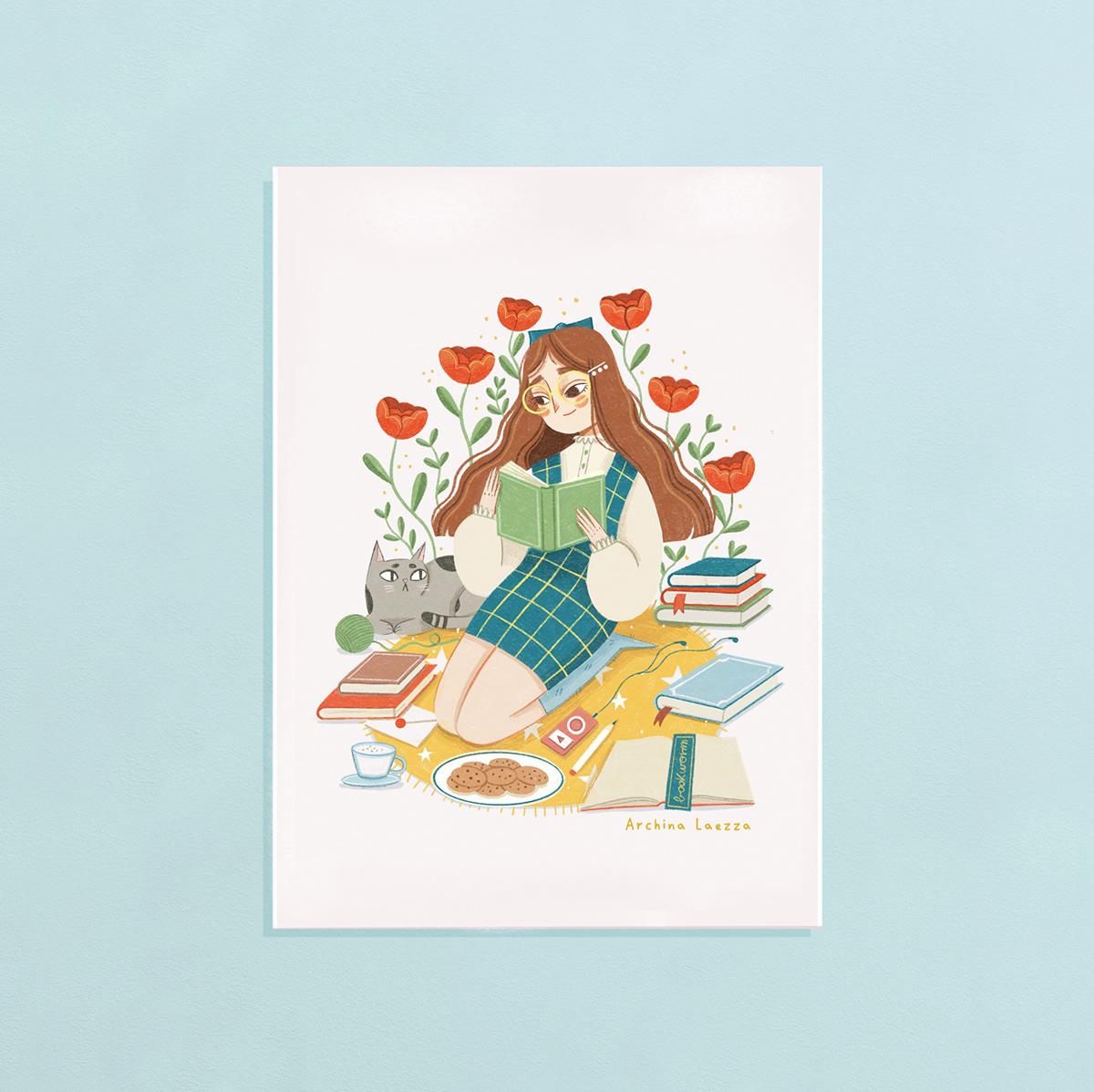art art prints children illustration ILLUSTRATION  illustratori italiani