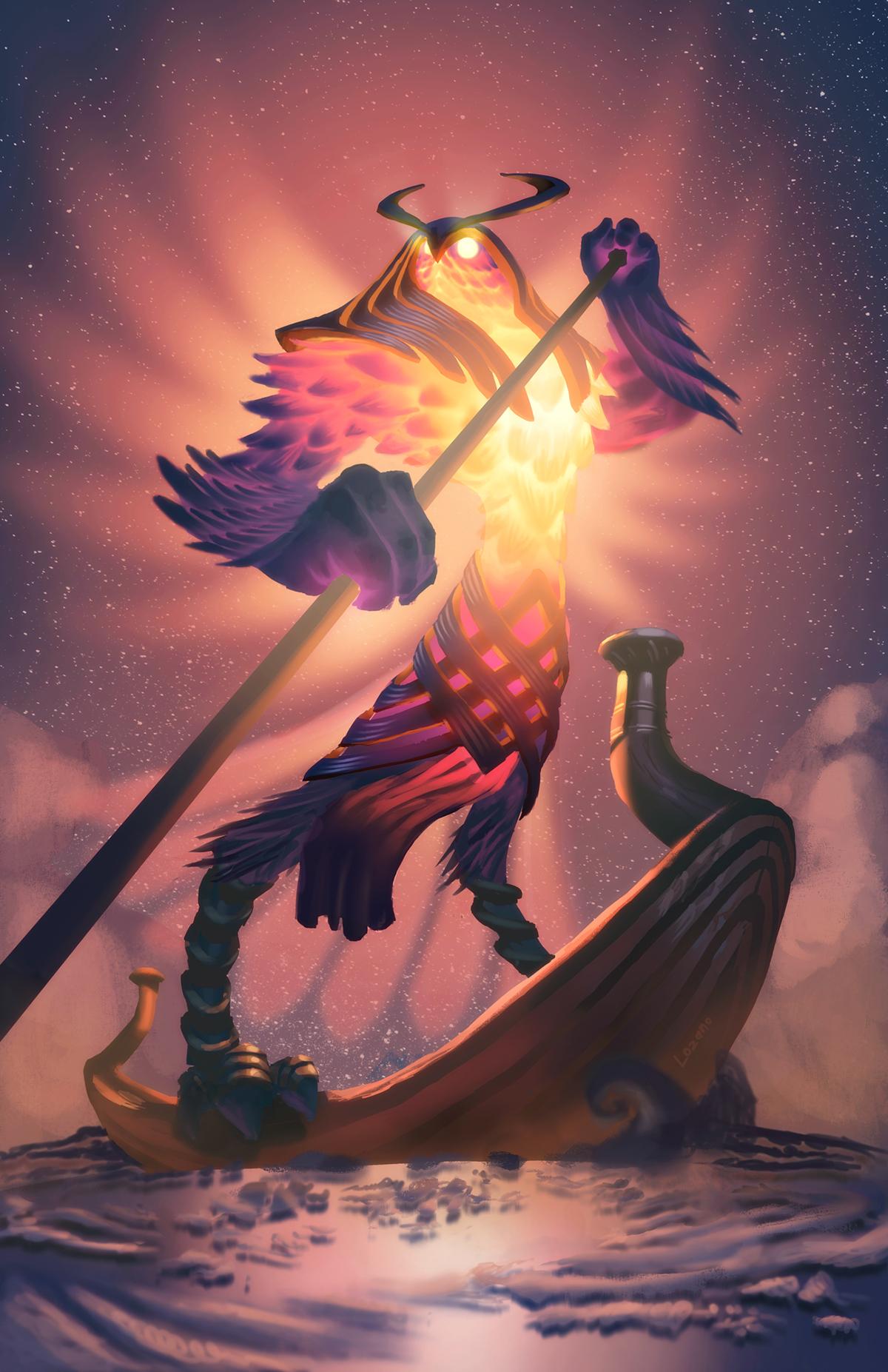 Ra-den - NPC - World of Warcraft