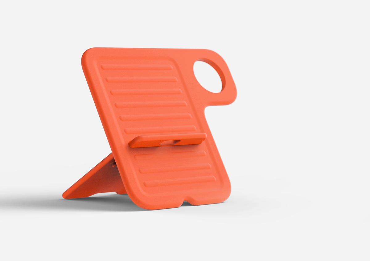 Industrial Design: Mkeke Stand Series