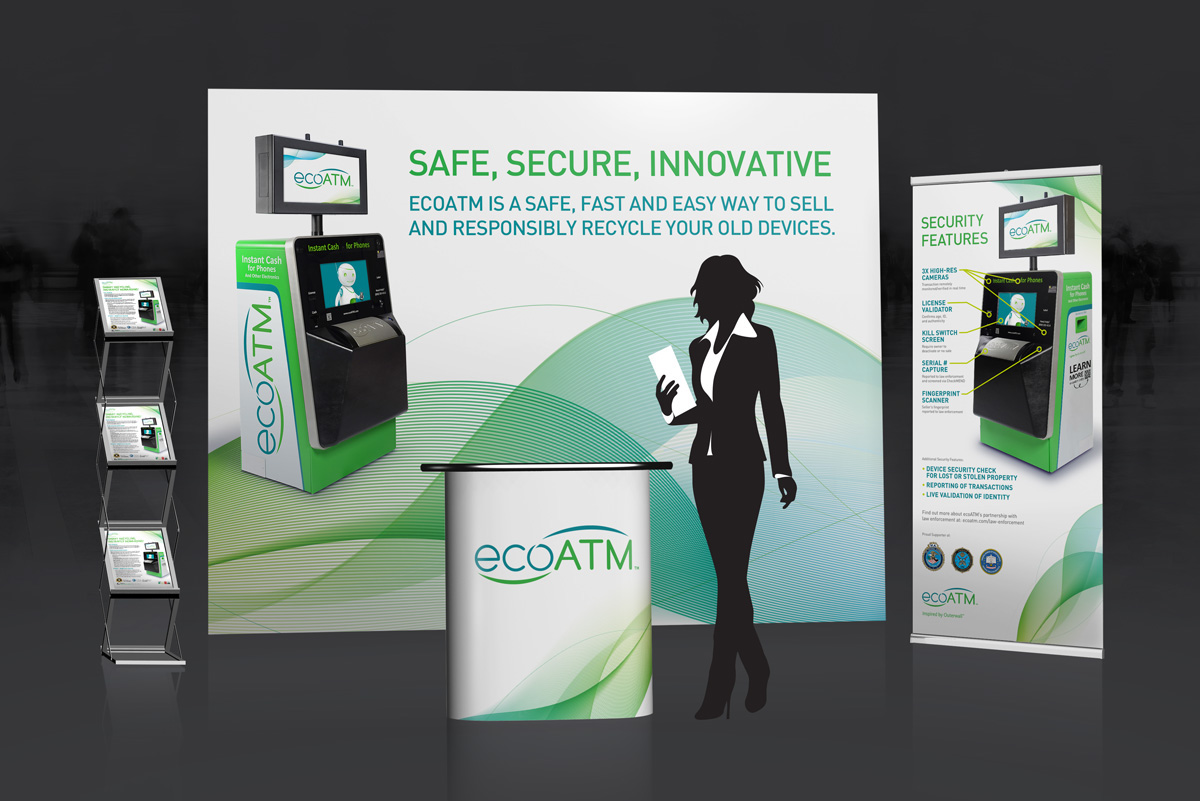 Outerwall: Coinstar/Redbox/ecoATM on Behance