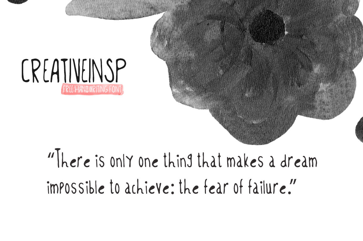 Creativeinsp Font Download