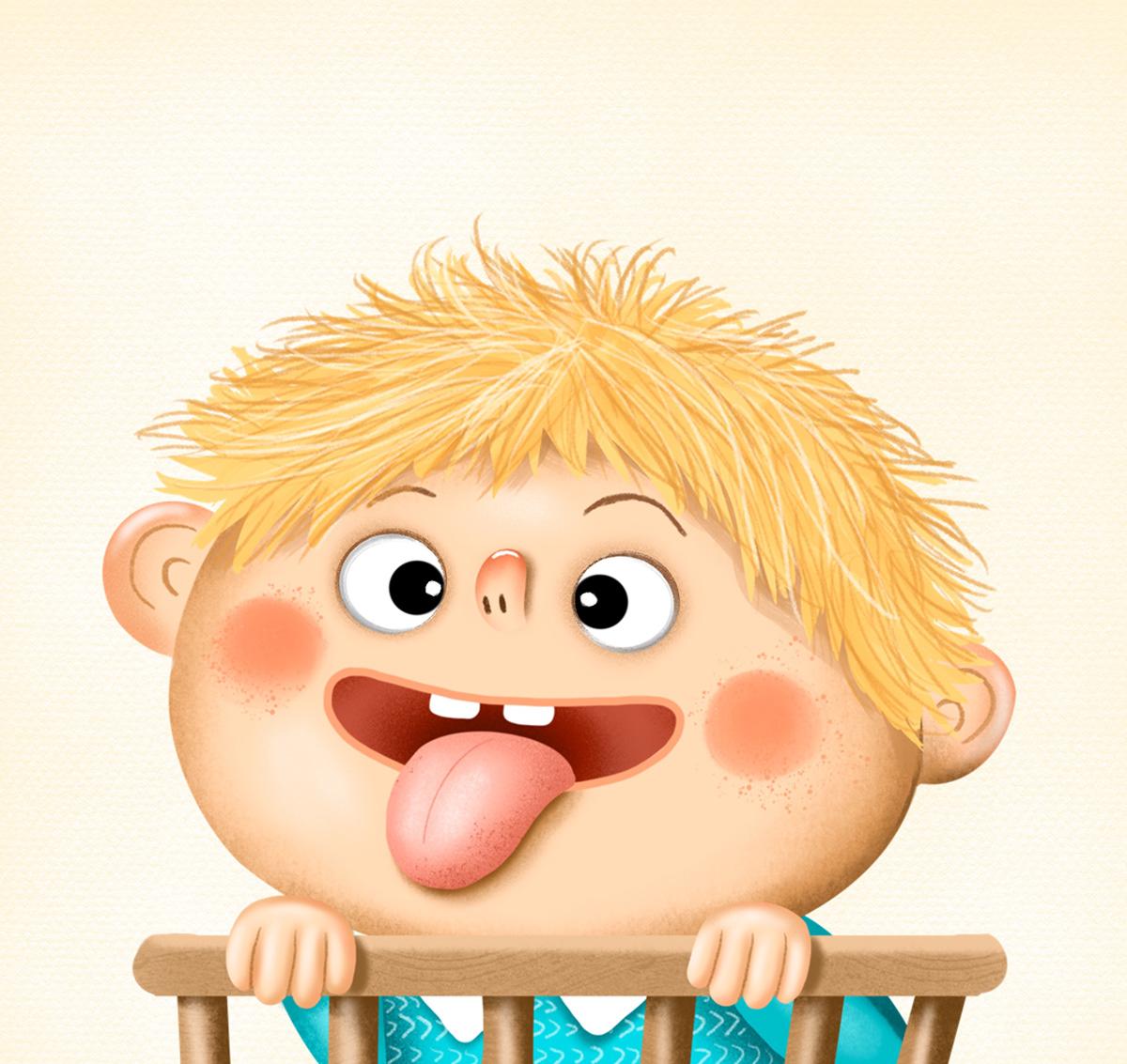 Character design  children children's book children's illustration Digital Art  ILLUSTRATION