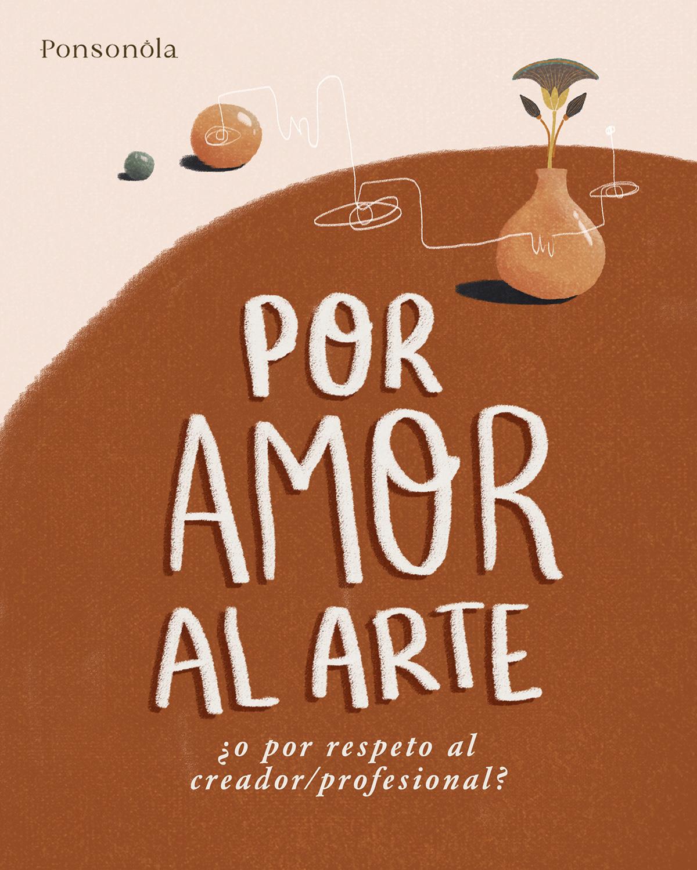 amor arte artwork carrete ILLUSTRATION  instagram minimalist shapes Sun terracota