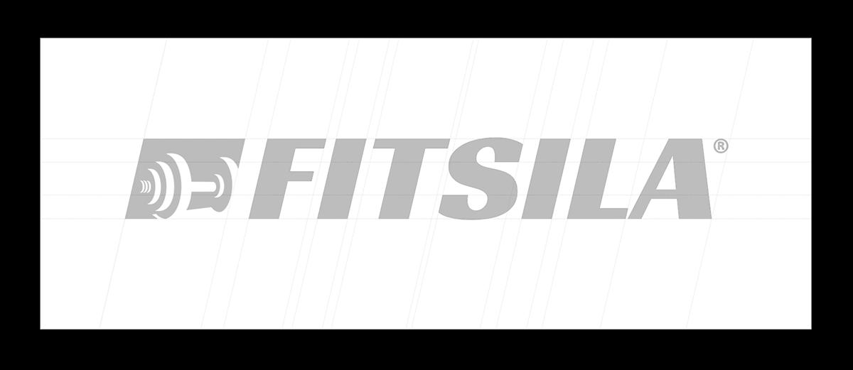 FitSila Miditator brend logo visit card