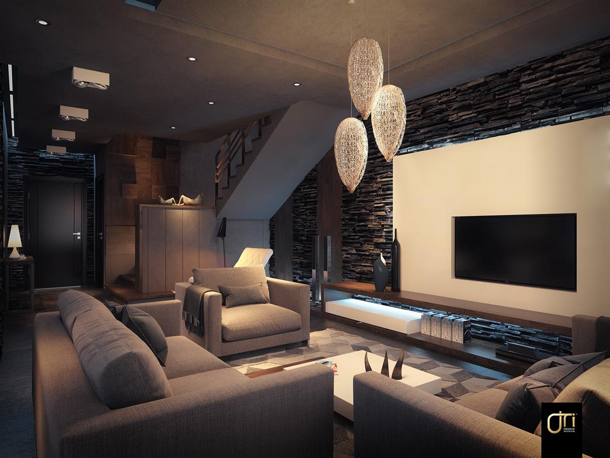La Terra Villa Ground Floor On Behance