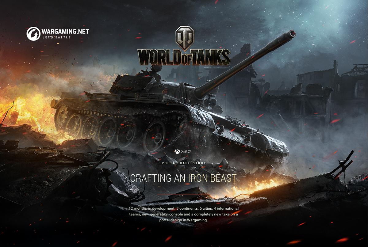 World of Tanks | Xbox on Wacom Gallery