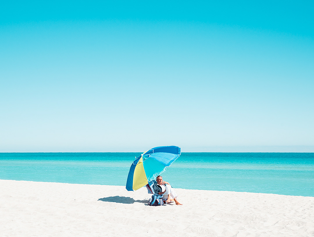 beach bikini florida miami Ocean relax sexy south Tropical woman