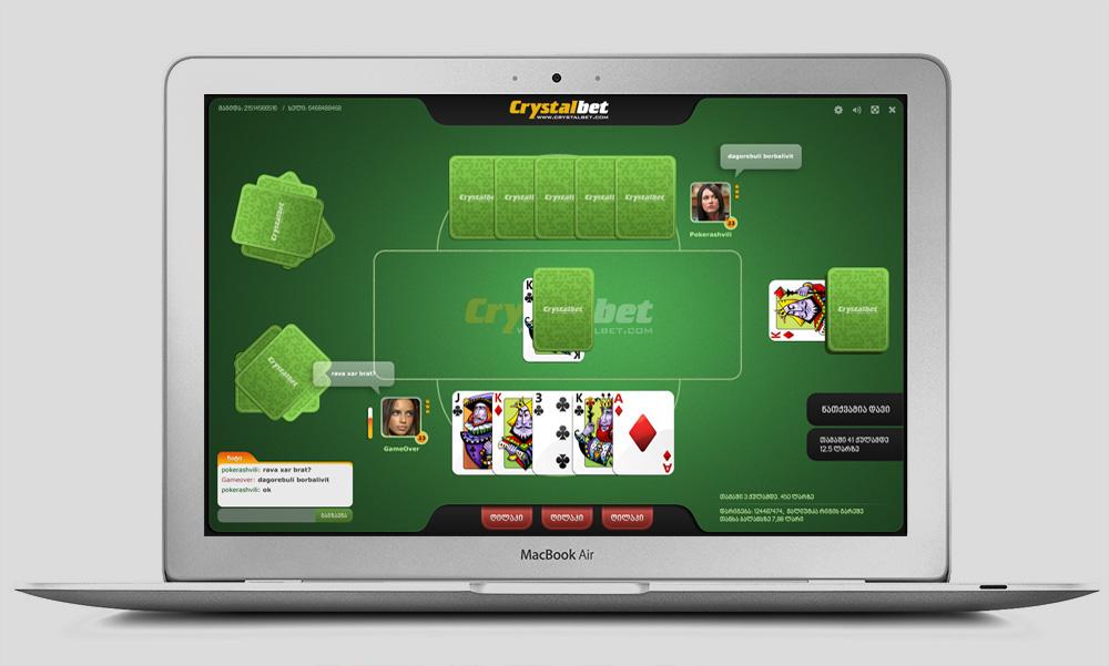 Crystalbet - Bura Game on Behance