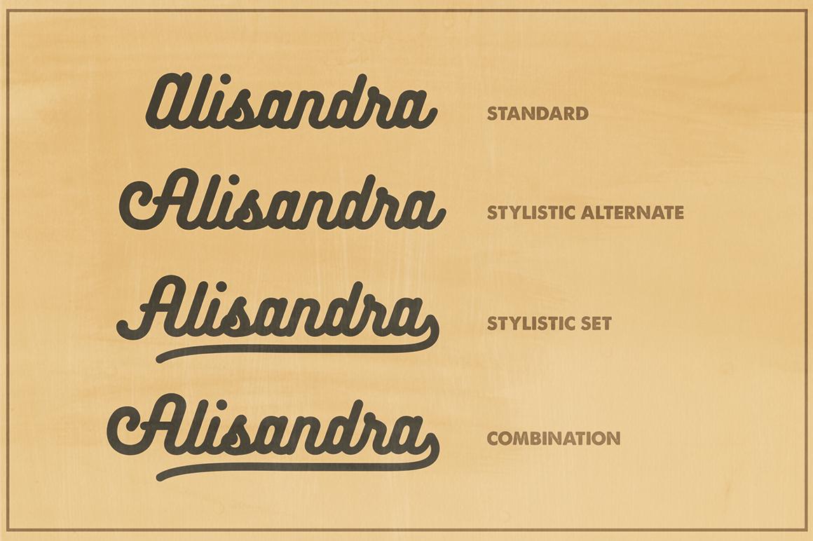 font Free font freebies type design awesome vintage Retro