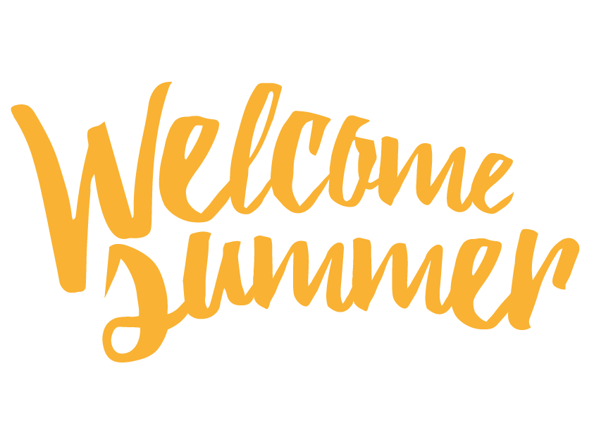Welcome Summer On Behance