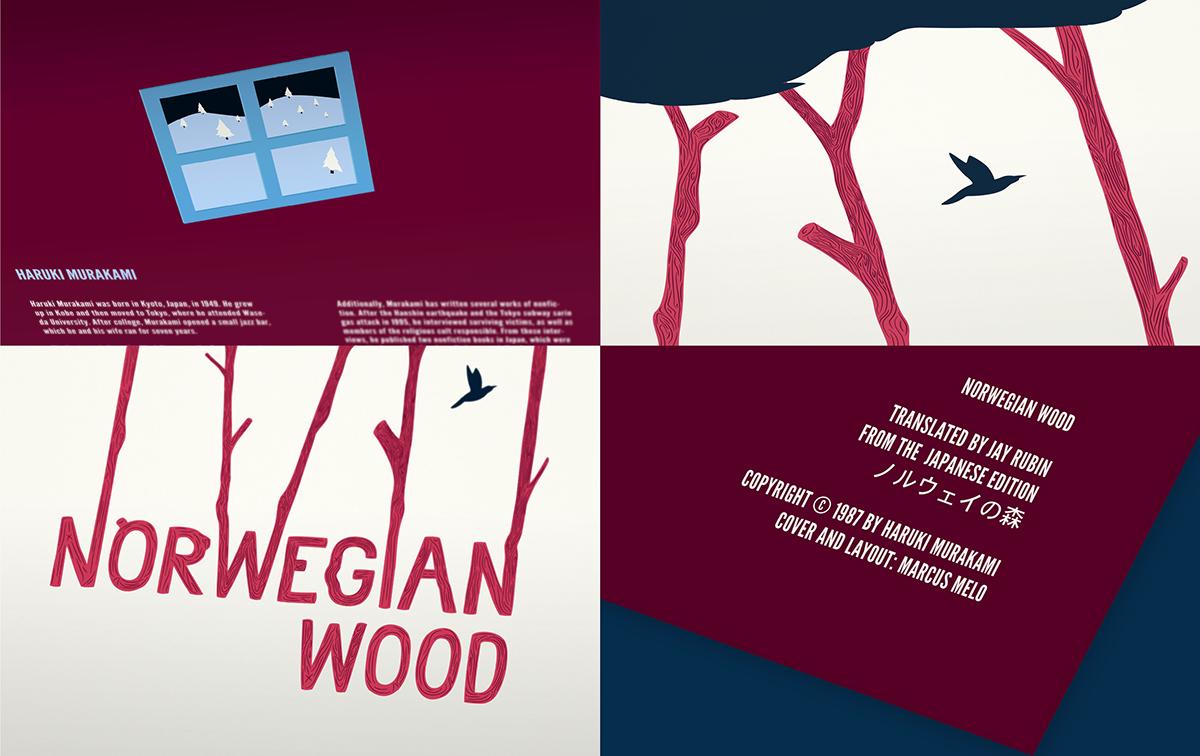 Norwegian Wood Reimagined on Wacom Gallery