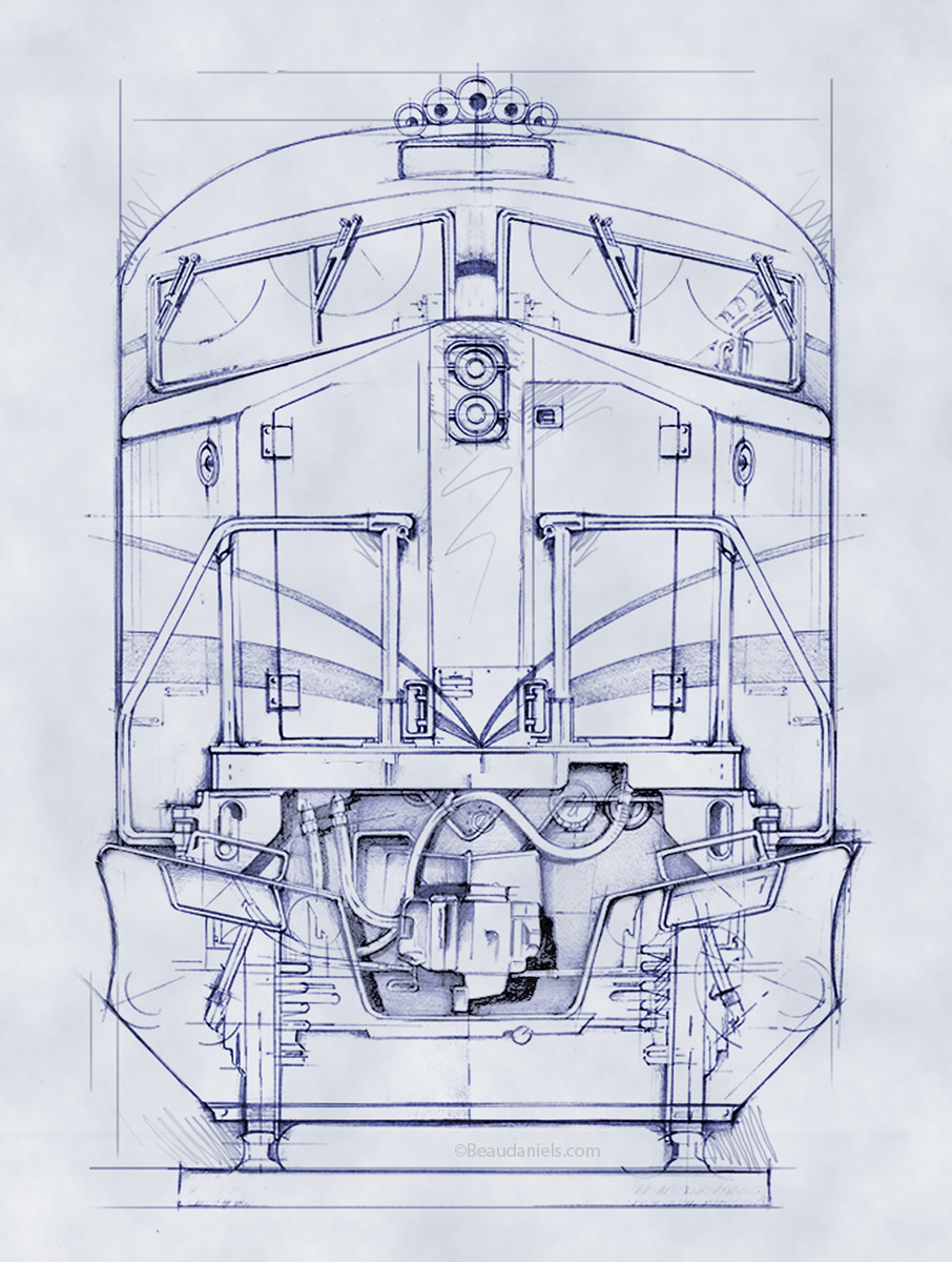 Ge blueprint project on behance malvernweather Images